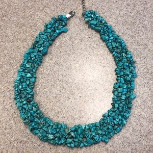 Premier jewelry turquoise necklace